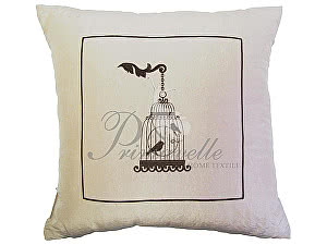 Купить подушку Primavelle Птичка в клетке