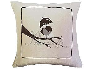 Декоративная подушка Primavelle Птичка с зонтиком
