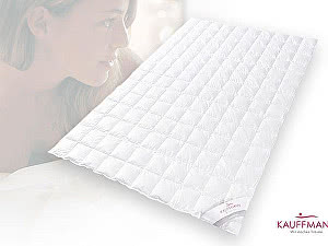 Одеяло Kauffmann Premium Tencel Silver Protection, очень легкое