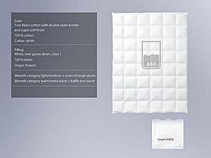 Одеяло Kauffmann Legend 650, очень легкое