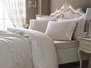 Купить постельное белье Tivolyo Elegant, бежевый
