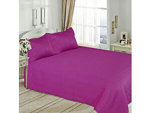 Купить плед Arya Robin с наволочками, пурпурный
