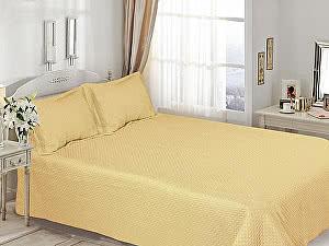 Купить плед Arya Martin с наволочками, желтый 180х240