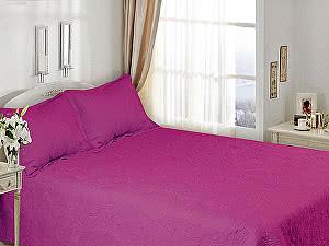 Купить плед Arya Kent с наволочками, пурпурный