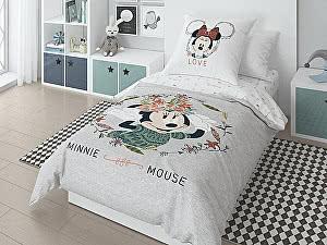 Купить комплект Праймтекс Minnie Mickey gray