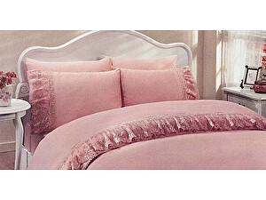 Постельное белье Gelin Home Neslisah, грязно-розовый