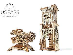 Купить конструктор Ugears Башня-аркбаллиста