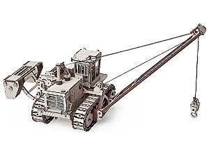 Конструктор 3D-Пазл Lemmo Трубоукладчик