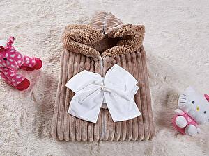 Купить конверт для новорожденных KAZANOV.A. Infanty с капюшоном, бежевый