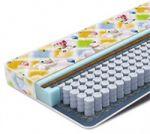 Пружинные детские матрасы . Купите удобный матрас на пружинах для ребенка! Есть размеры для детской кроватки! | SPIM.RU - Москва