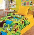 Желтое постельное белье Непоседа для мальчиков | SPIM.RU - Москва | 8-800-555-60-55