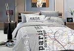 Серое постельное белье Турция | SPIM.RU - Москва | 8-800-555-60-55