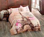 Персиковое недорогое постельное белье | SPIM.RU - Москва | 8-800-555-60-55