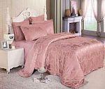 Розовое постельное белье из шелка | SPIM.RU - Москва | 8-800-555-60-55