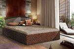 Кожаные кровати Юнит-мебель | SPIM.RU - Москва | 8-800-555-60-55