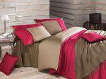 Однотонное красное постельное белье | SPIM.RU - Москва | 8-800-555-60-55