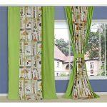 Детские двухслойные шторы | SPIM.RU - Москва | 8-800-555-60-55