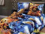 Желтое постельное белье для мальчиков | SPIM.RU - Москва | 8-800-555-60-55
