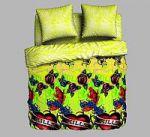 Салатовое постельное белье из биоматина | SPIM.RU - Москва | 8-800-555-60-55