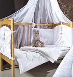 Постельное белье для новорожденных из сатина | SPIM.RU - Москва | 8-800-555-60-55