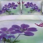 Фиолетовое постельное белье . Купите комплект постельного белья фиолетового цвета в интернет-магазине — SPIM.RU — Москва