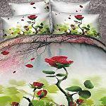 Салатовое постельное белье . Купите комплект постельного белья салатового цвета в интернет-магазине — SPIM.RU — Москва