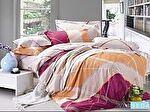 Оранжевое постельное белье . Купите комплект постельного белья оранжевого цвета в интернет-магазине — SPIM.RU — Москва