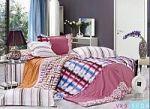 Оранжевое постельное белье с орнаментом | SPIM.RU - Москва | 8-800-555-60-55