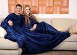 Синие плюшевые пледы | SPIM.RU - Москва | 8-800-555-60-55