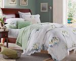 Серое постельное белье из льна | SPIM.RU - Москва | 8-800-555-60-55