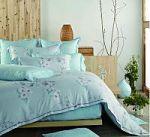 Постельное белье с цветами из льна | SPIM.RU - Москва | 8-800-555-60-55