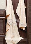 Желтые жаккардовые полотенца | SPIM.RU - Москва | 8-800-555-60-55