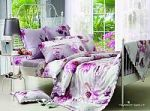 Бордовое постельное белье из тенселя | SPIM.RU - Москва | 8-800-555-60-55