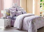 Фиолетовое постельное белье из тенселя | SPIM.RU - Москва | 8-800-555-60-55