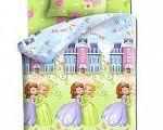 Сиреневое постельное белье Непоседа для девочек | SPIM.RU - Москва | 8-800-555-60-55