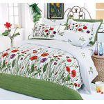 Белое постельное белье с цветами | SPIM.RU - Москва | 8-800-555-60-55