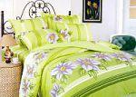 Салатовое постельное белье Турция | SPIM.RU - Москва | 8-800-555-60-55