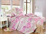 Фиолетовое постельное белье из поплина | SPIM.RU - Москва | 8-800-555-60-55