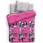 Красное постельное белье Непоседа для девочек | SPIM.RU - Москва | 8-800-555-60-55
