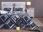 Черное постельное белье в клетку | SPIM.RU - Москва | 8-800-555-60-55