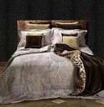 Фиолетовое постельное белье с животными | SPIM.RU - Москва | 8-800-555-60-55