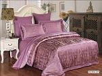 Лиловое постельное белье из бамбука   SPIM.RU - Москва   8-800-555-60-55