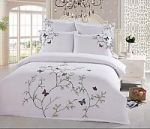 Белое постельное белье из бамбука | SPIM.RU - Москва | 8-800-555-60-55