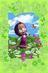 Детские зеленые пледы Непоседа | SPIM.RU - Москва | 8-800-555-60-55