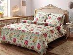 Красное постельное белье искусственный шелк | SPIM.RU - Москва | 8-800-555-60-55