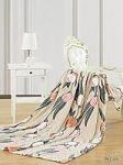 Розовые бамбуковые пледы Cleo | SPIM.RU - Москва | 8-800-555-60-55