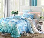 Персиковое постельное белье из тенселя | SPIM.RU - Москва | 8-800-555-60-55