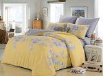 Желтое постельное белье из бамбука   SPIM.RU - Москва   8-800-555-60-55