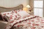 Кремовое постельное белье искусственный шелк | SPIM.RU - Москва | 8-800-555-60-55