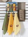Желтые вафельные полотенца | SPIM.RU - Москва | 8-800-555-60-55